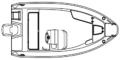 448 trådskiss toppvy